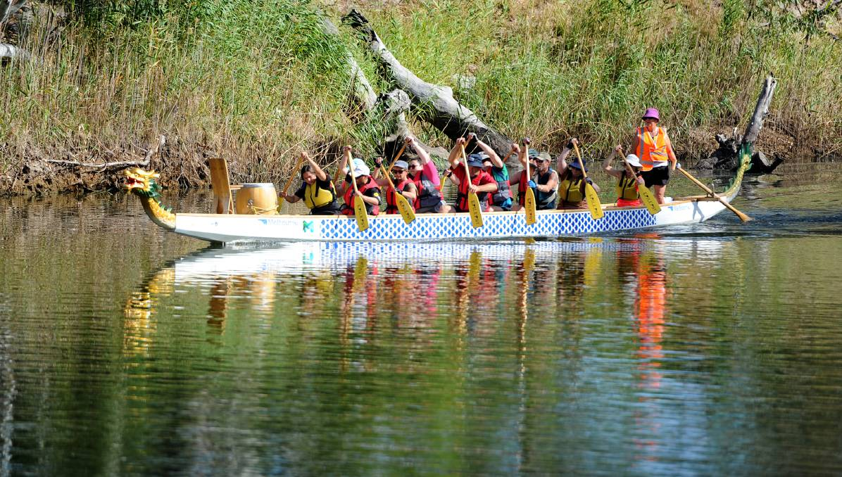Dimboola Warreguk Dragon Boat Club To Host Come And Try