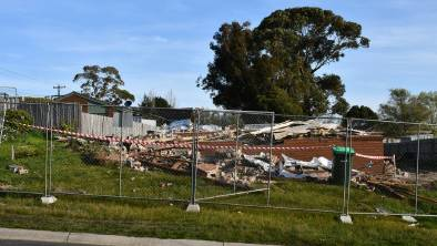 A 56-year-old man was crushed when a brick wall collapsed onto him during demolition work at a Mount Pleasant property in September, 2019.