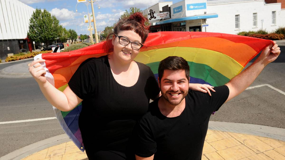 Wimmera LGBTQI leaders thrilled with same-sex marriage result