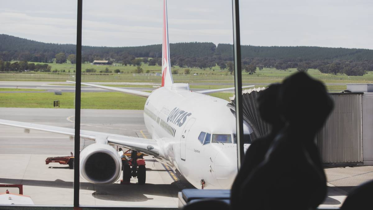 Many thousands of Australians are trying to land a spot on rare flights back to Australia. Picture: Dion Georgopoulos