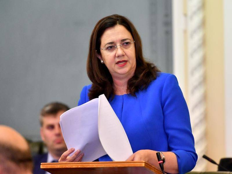 Palaszczuk angry over Adelaide's Origin | The Wimmera Mail ...