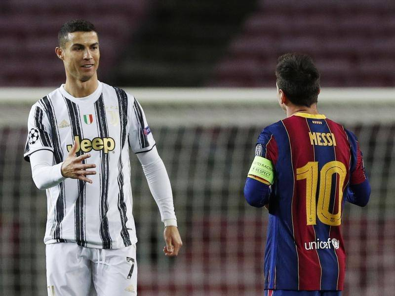 Ronaldo tops Messi as Juve down Barca   The Wimmera Mail-Times   Horsham, VIC