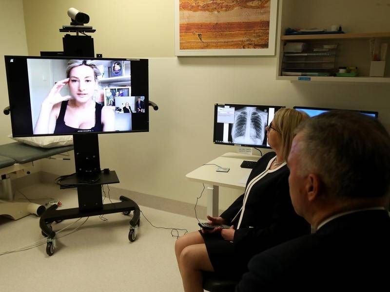 Bulk-billed Telehealth services will be available to the entire population from next week.