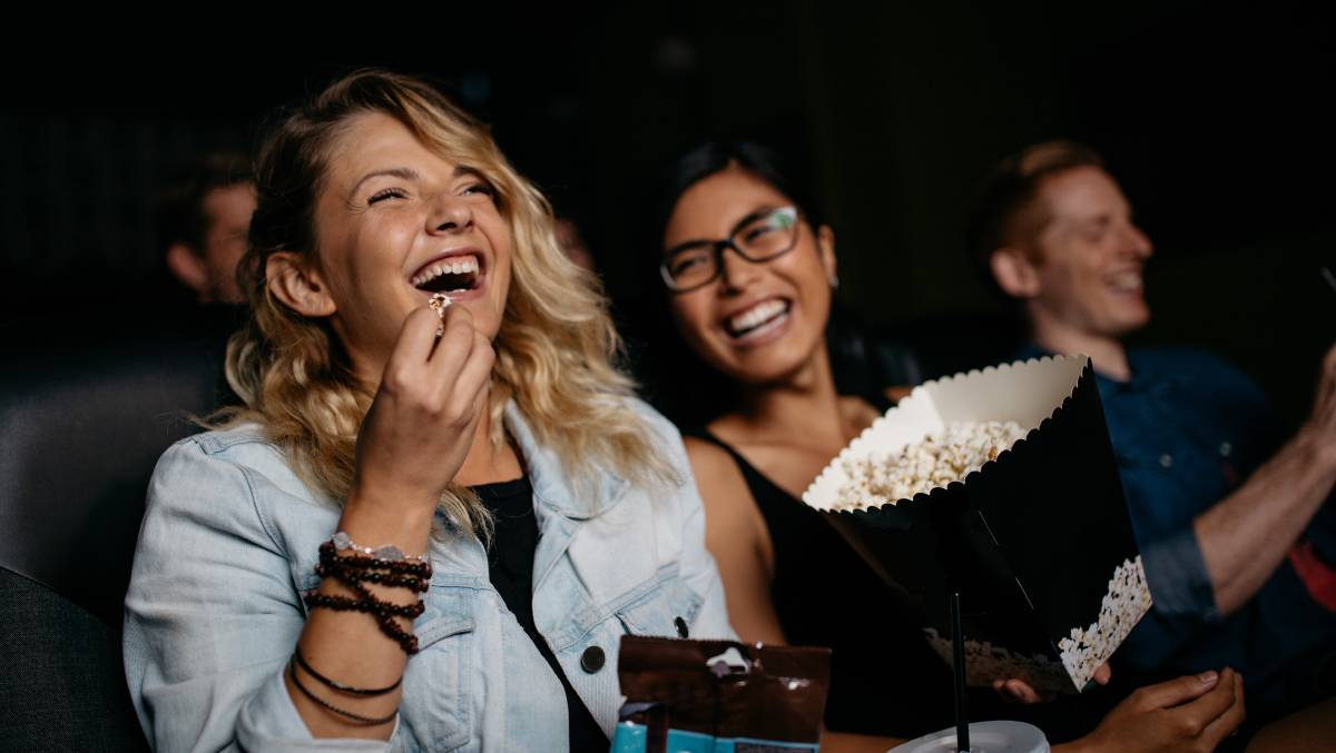 LIGHTS, CAMERA, ACTION: Horsham Centre Cinemas reopens Friday with limited seating. PICTURE: Shutterstock